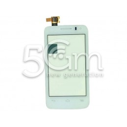 Touch Screen Bianco Alcatel OT-4035