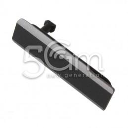 Sportellino Copertura USB Nero Xperia Z1