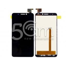 Display Touch Nero Alcatel OT-6030