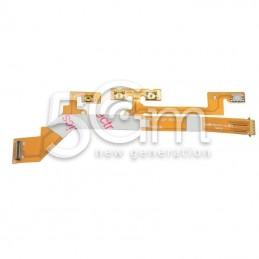 Xperia M2 Power Button Flex Cable