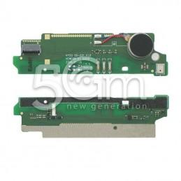 Xperia M2 Full Small Board + Vibration