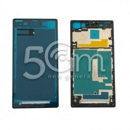 Xperia Z1 L39H Black LCD Frame