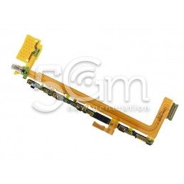 Xperia Z5 Premium Full Power Button Flex Cable