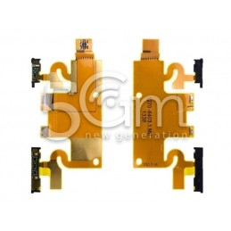 Xperia Z1 Wireless Charging Connector Flex Cable