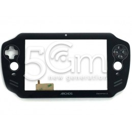 Touch Screen Nero + Frame Archos GamePad 2
