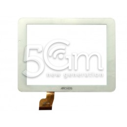 Touch Screen Bianco Archos 80 Xenon