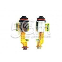 Jack Audio Flat Cable Xperia Z5 Mini E5823