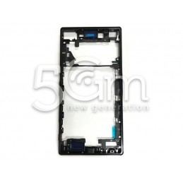 Middle Frame Black Full Xperia Z5 Premium