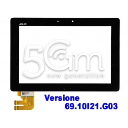 Touch Screen Nero + Frame Asus TF300 Ver G03