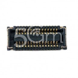 Connettore Su Scheda-Madre Connessione LCD BlackBerry 8520
