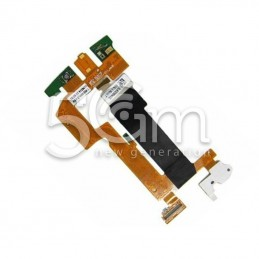 Flat Cable Blackberry 9800