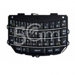 Tastieta Nera Blackberry 9800
