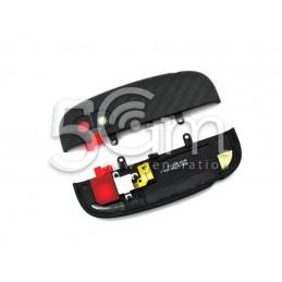 Cover Fotocamera Nero + Flash Flat Cable BlackBerry Q10