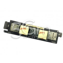Asus ZenFone 6 Sim Card Reader Flex Cable