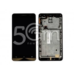 Display Touch Nero + Frame Asus ZenFone 6