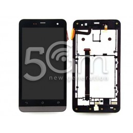 Display Touch Nero + Frame Asus ZenFone 5 A500CG-A501CG-A500KL