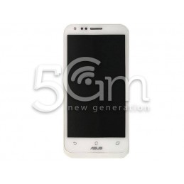 Display Touch Bianco + Frame Asus Padfone 2