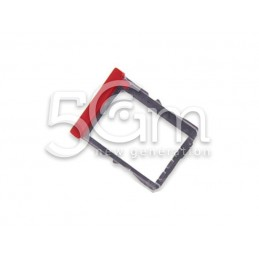 HTC 8X Red Sim Card Holder