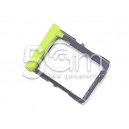 Supporto Sim Card Verde Htc 8x