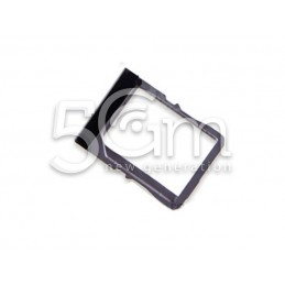 Supporto Sim Card Nero Htc 8x