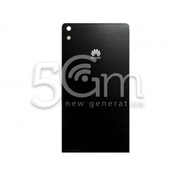 Retro Cover Nera Huawei Ascend P6
