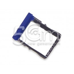 HTC 8X Blue Sim Card Holder