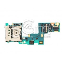 Lettore Sim Card Flat Cable Htc 8x