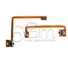 Flat Cable Pulsanti Right + Left (R/L) Nintendo 3DS XL