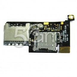 Lettore Sim Card Flat Cable Htc Desire G7