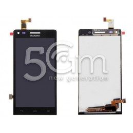 Display Touch Nero Huawey G6 3G - G6 4G No Frame