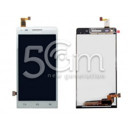Display Touch Bianco Huawei G6 3G - G6 4G No Frame