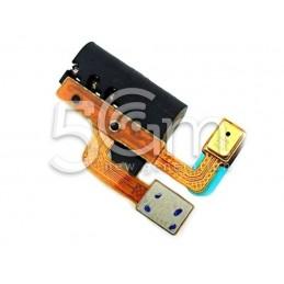 Jack Audio Nero Flat Cable Huawei G6