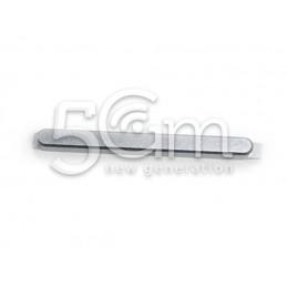 Huawei Ascend G7 White External Volume Button