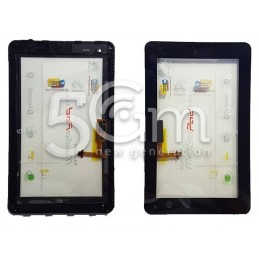Touch Screen + Frame Nero New Huawei MediaPad 7 Lite