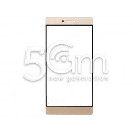 Huawei P8 Gold Glass