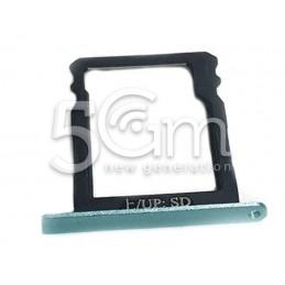 Supporto Memory Card Grigio Scuro Huawei Ascend P8