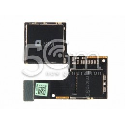 Lettore Sim Card Flat Cable HTC Desire 500