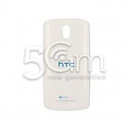 Retro Cover Bianco HTC Desire 500