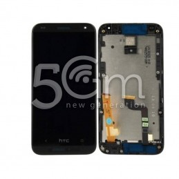 Display Touch Nero + Frame HTC Desire 601