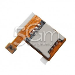 Lettore Sim Card Flat Cable HTC Sensation G21