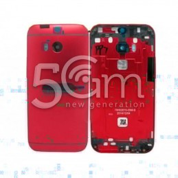 Cover Completa Rossa HTC One M8