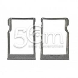 Supporto Memory Card Grey HTC One Mini 2