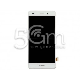 Display Touch Bianco + Frame Huawei P8 Lite