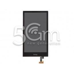 Display Touch Nero HTC Desire 510