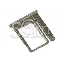 Supporto Sim Card Grigio HTC One Mini 2
