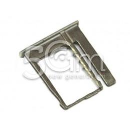 Supporto Sim Card Grigio HTC One Mini 2