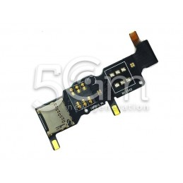 Huawei G510 Sim Card Reader + Memory Card Flex Cable