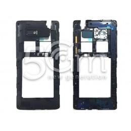 Middle Frame Nero HTC Desire 600