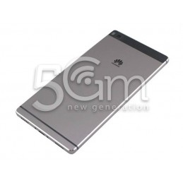 Huawei P8 Silver Back Cover
