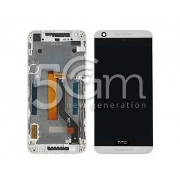 Display Touch Bianco + Frame HTC Desire 626